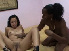 Preggie mega-slut delectations her girlfrien
