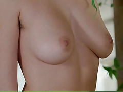 NICE BOOBS AT THE DRESSMAKER  (How to Measure Breast Size)