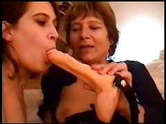 French Mothers & Daughters-1 xLx