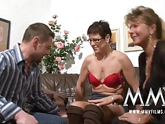 MMV Films Pierced mature  gets spear