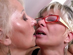 Brilliant mature mothers at